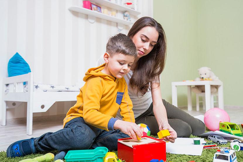 Çocuk Gelişimi Uzmanlığı Eğitimi