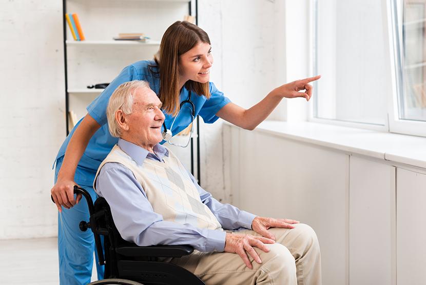 Hasta ve Yaşlı Bakımı Uzmanlığı Eğitimi